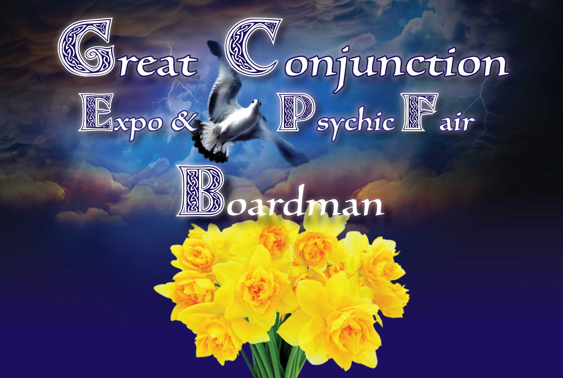 Great Conjunction Springtime Psychic Fair in Boardman