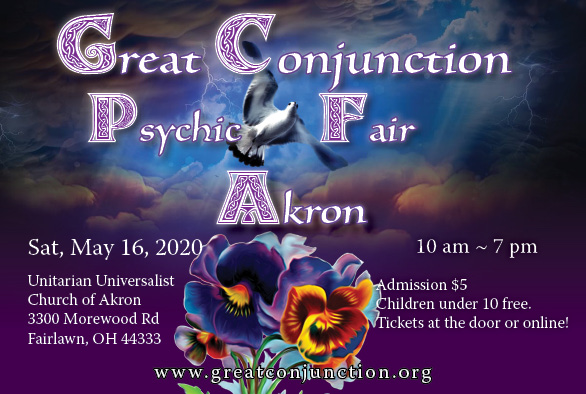 Great Conjunction Psychic Fair in Akron