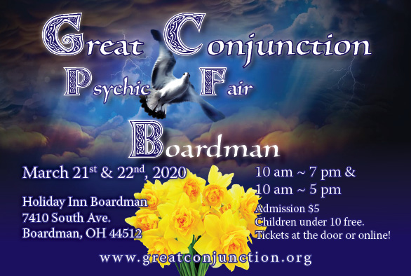 Great Conjunction Psychic Fair in Boardman