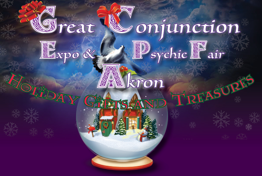 Great Conjunction Holiday Gifts and Treasures Psychic Fair