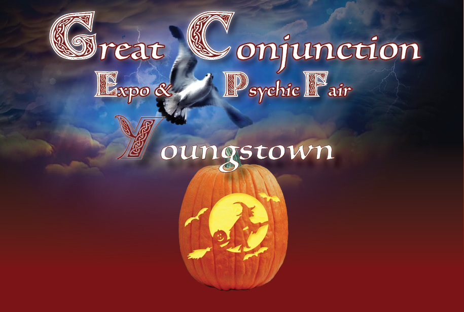 Great Conjunction Halloween Psychic Fair in Youngstown