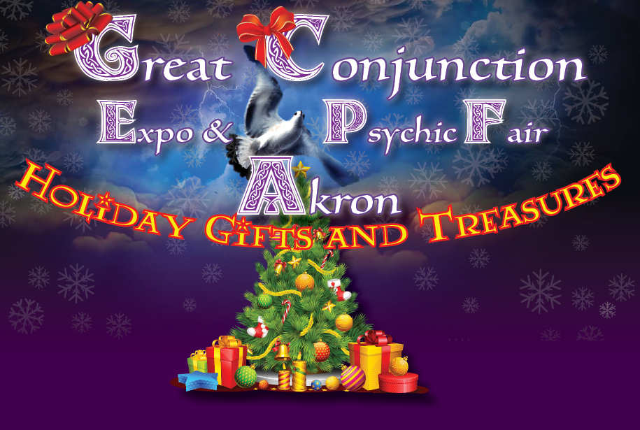 Great Conjunction Holiday Gifts & Treasures Expo in Akron