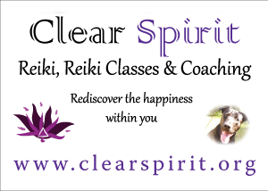Clear Spirit Reiki and Life Coaching
