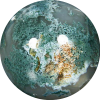 Green Moss Agate Crystal Ball - By Reitawood (Own work) [CC BY-SA 4.0 (http://creativecommons.org/licenses/by-sa/4.0)], via Wikimedia Commons